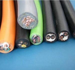 矿用电钻电缆