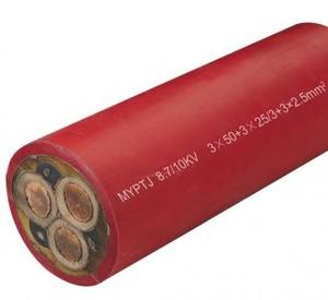 3.6/6KV高压煤矿用电缆