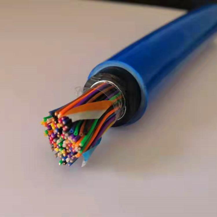 MHYAV矿用阻燃通信电缆图片
