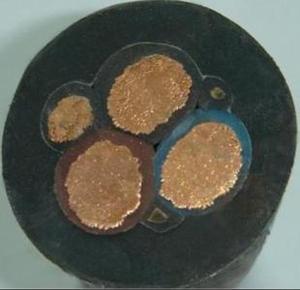0.66/1.14KV矿用移动电缆