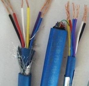 矿用防爆阻燃信号电缆